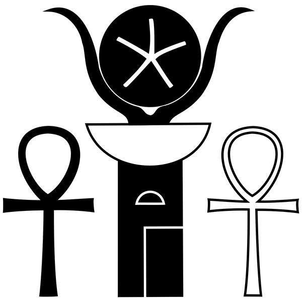 Per Het Hathoor Temple Hieroglyphics