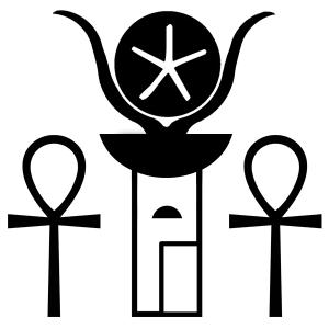Babylon Unveiled: Per Het Temple of Hathoor Logogram