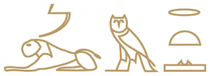 True Will in Egyptian Hieroglyphs